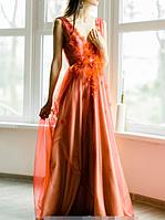 Вечернее и свадебное платье