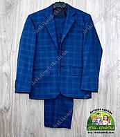 Костюм-тройка в школу для мальчика: пиджак, жилет и брюки