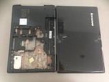 Корпус ноутбука Lenovo z565 б у б/у, фото 2