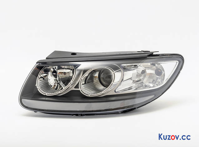 Фара Hyundai Santa Fe 06-10 CM правая (Depo) электрич. 221-1144R-LDEM2 921022B010, фото 2