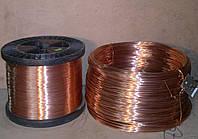 Медная проволока ММ диаметр 0,8 мм