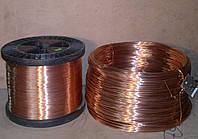 Медная проволока ММ диаметр 0,4мм