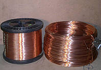 Медная проволока ММ диаметр 4,5 мм