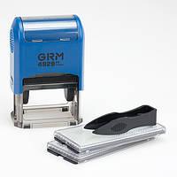 Штамп самонаборный 6строк, GRM 4929 P3 DIY 50х30 мм
