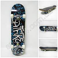 Скейтборд Graffiti Spitfire (Спитфаер) для детей и подростков