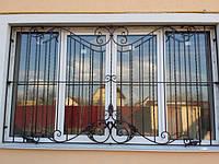 Решетки на окна в частный дом