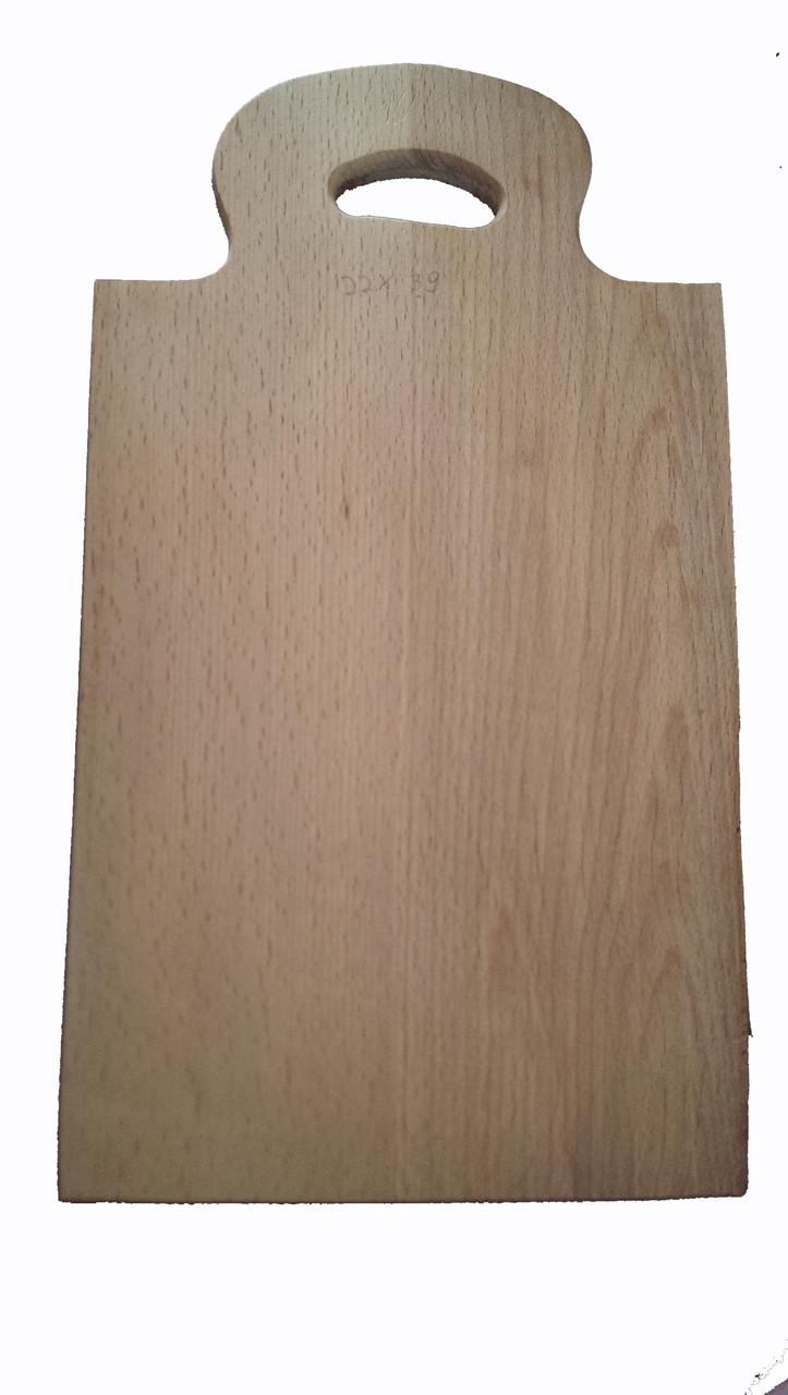 Доска разделочная деревянная   24*39 буковая  оптом и в розницу