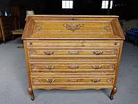 Секретер деревяний,в стилі Луї