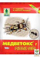 """Инсектицид """"Медветокс"""" ТМ """"Григ Бэлт"""" 100г"""