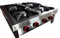 Газовая плита Foodcook GP4-РРK профессиональная