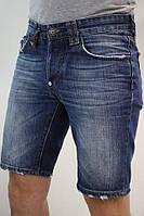 Мужские джинсовые шорты philipp plein