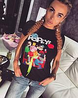 "Черна футболка ТМ Doratti ""Popeye"""