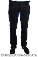 Брюки мужские (лён) LE GUTTI 6272 тёмно-синие