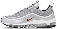 Женские кроссовки Nike Air Max 97 Silver Bullet