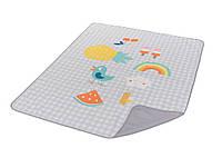 Развивающий коврик для прогулок Идем Гулять водонепроницаемый Taf Toys 12145