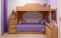 Детская модульная система Квест -А (кровать)