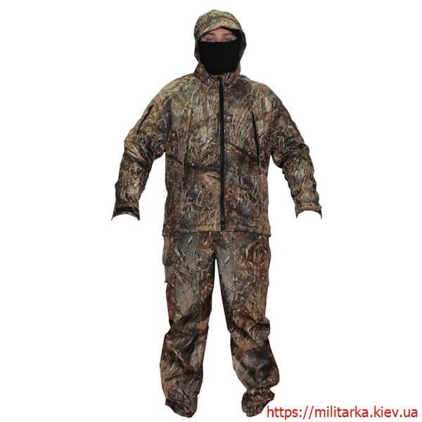 Охотничий костюм демисезонный Камо- Тек Лоза