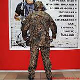 Охотничий костюм демисезонный Камо- Тек Лоза, фото 4