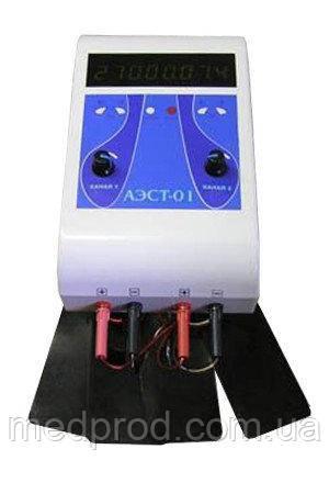Аппарат для миостимуляции АЭСТ 01 для лица 2-канальный