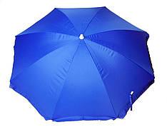 Пляжный зонт 1.80 метра с регулировкой наклона