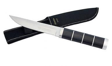 Охотничий нож Columbia K29, незаменимый помощник на природе, на охоте, рыбалке, в тканевом чехле