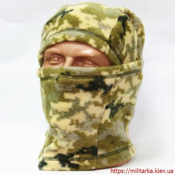 Балаклава шарф флисовая ММ-14