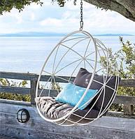 Купить кресло кокон из металла недорого дизайнерский