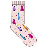 Носки на девочку графика