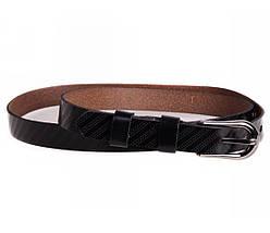 Женский кожаный ремень черный NAVI 6442, фото 3