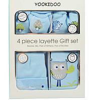Подарочный набор для новорожденного Yookidoo