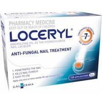 Лак для лечения ногтевого грибка /Galderma AMOROLFINE LOCERYL NAIL FUNGUS NAIL LA