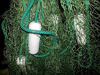 Бредень,волок  6  м ,ячейка 20-22 , надежный материал ,качественная сборка