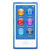 Apple iPod nano 7Gen 16Gb Blue (MKN02)