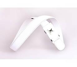 Женский кожаный ремень белый NAVI 230720, фото 2