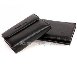 Женский кожаный кошелек черный Marco Сoverna MC-213B-1w, фото 2