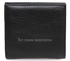 Женский кожаный кошелек черный Marco Сoverna MC-213B-1w, фото 3