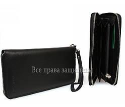 Женский кожаный кошелек черный Marco Сoverna MC-802-1w, фото 3