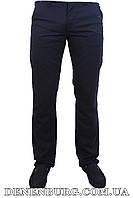 Мужские брюки POBEDA 147-74 тёмно-синие