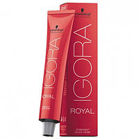 Schwarzkopf крем-краска для волос Igora Royal Naturals