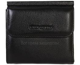 Мужской кожаный кошелек черный Marco Сoverna MC-213B-1, фото 3