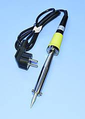 Паяльник 220V ZD-30B 100Вт (ніхромовий нагрівач, євровилка) Lp LUT0024-4