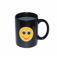 Чашка (кружка) хамелеон «Смайл»