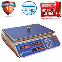 Весы торговые Днепровес F902H-EL1