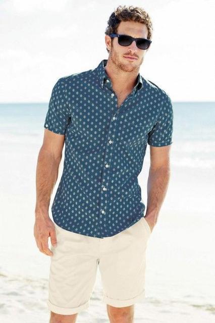 Большая летняя распродажа мужских рубашек!