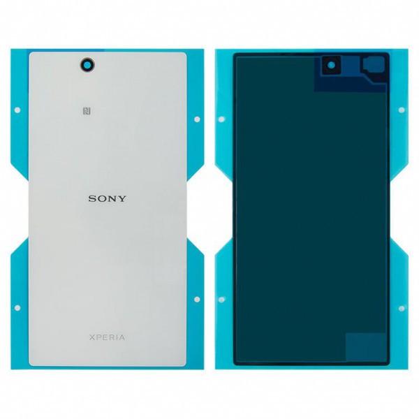 Задня кришка для Sony C6802 Xperia Z Ultra XL39h/C6806/C6833, біла Оригінал