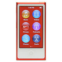 Apple iPod nano 7Gen 16GB Red (MKN72)