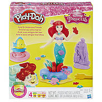Набор Play-Doh Ariel And Undersea Friends