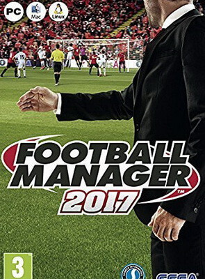 Football Manager 2017 (PC) Лицензия