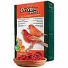 Ovomix Gold Rosso. Дополнительный мягкий корм для птиц с красным оперением 300гр