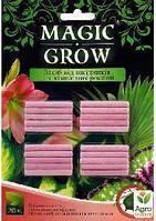 """Универсальное инсектицидное удобрение в палочках для комнатных растений """"Magic Grow"""" 20шт"""